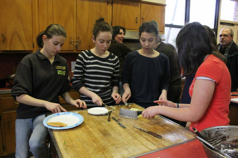 social action at Mishkan Ha'am: tikkun olam